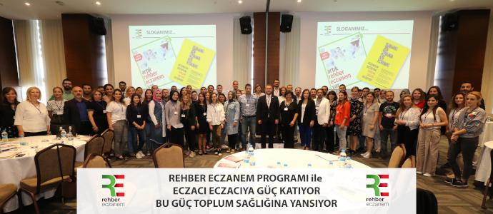 <h1>Rehber Eczanem Programı ile Eczacı Eczacıya Güç Katıyor</h1>