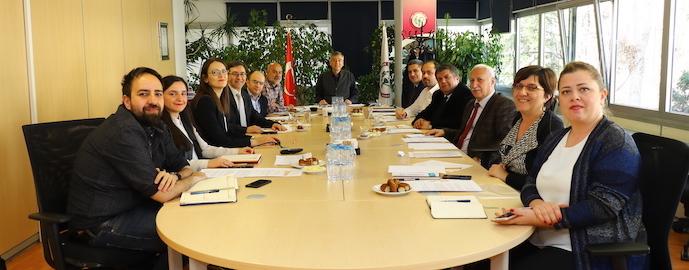 <h1>Kamu Komisyonu Toplantısı Yapıldı</h1>