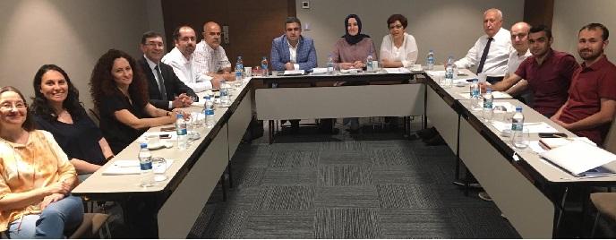 <h1>Kamu Eczacıları Komisyonu Toplantısı</h1>
