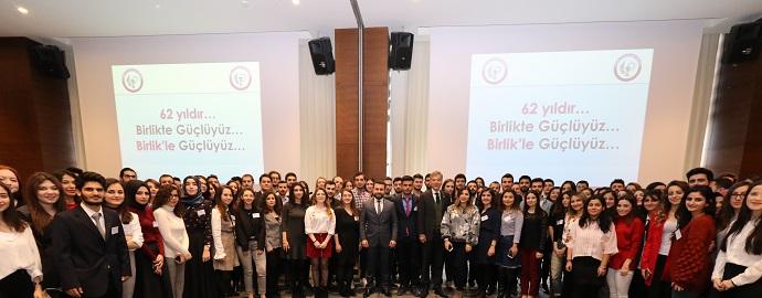 <h1>TEB Gençlik Komisyonu Çalıştayı Ankara'da Yapıldı</h1>