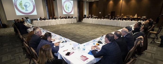<h1>Altıncı Başkanlar Danışma Kurulu Toplantısı </h1>