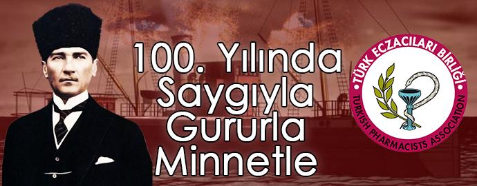 <h1>19 Mayıs Atatürk'ü Anma Gençlik ve Spor Bayramı</h1>