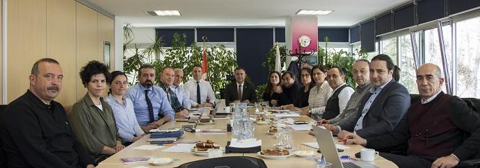 <h1>SGK Protokol Komisyonu Toplantısı Hakkında</h1>