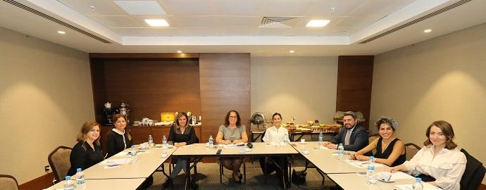 <h1>Dermokozmetik Komisyonu Toplantısı</h1>