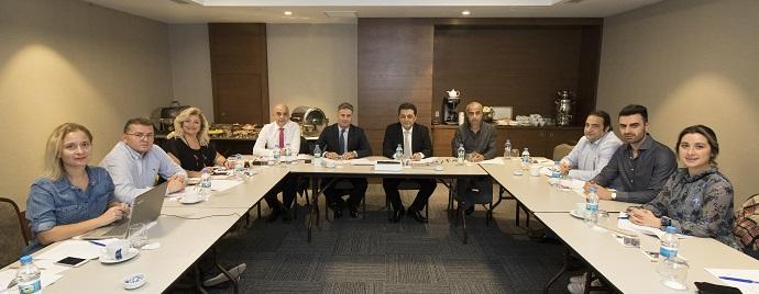<h1>Eczane Ekonomileri Komisyonu Toplantısı</h1>
