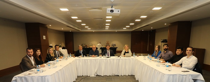 <h1>İstihdam Ve Girişimcilik Komisyonu Toplantısı</h1>