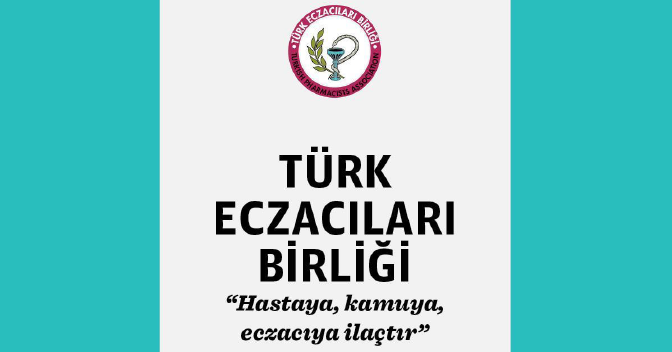 <h1>TÜRK ECZACILARI BİRLİĞİ BİLGİLENDİRME SUNUMU</h1>