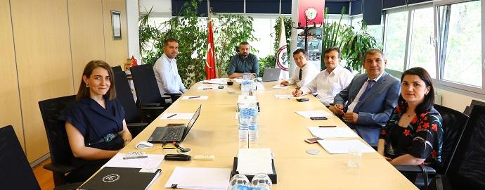 <h1>Medikal Ürünler Komisyonu Toplantısı</h1>