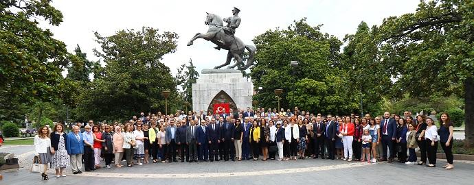 <h1>3. Bölgelerarası Toplantı Samsun'da Devam Ediyor</h1>