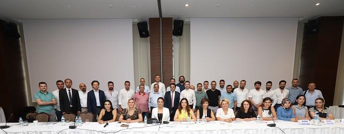 <h1>41. Dönem Saymanlar Toplantısı Ankara'da yapıldı</h1>