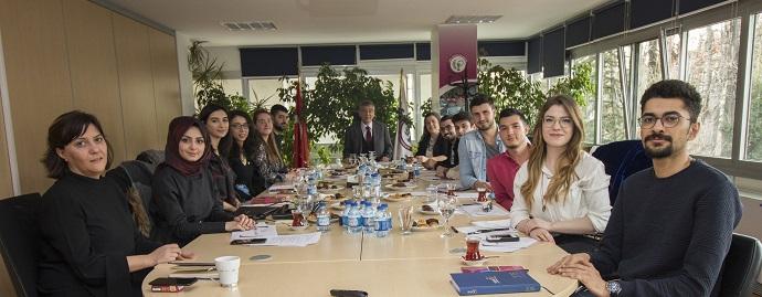 <h1>TEB Gençlik Komisyonu İlk Toplantısını Gerçekleşti</h1>