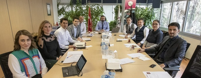 <h1>Medikal Ürünler Komisyonu Üçüncü Toplantısı</h1>