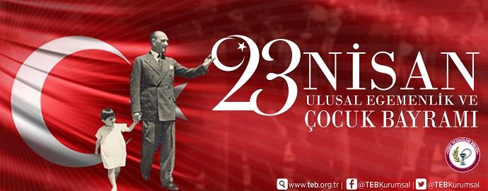 <h1>Ulusal Egemenliğin 100. Yılı Kutlu Olsun</h1>