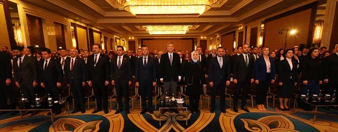 <h1>TEB 42. Olağan Büyük Kongresi Ankara'da Başladı</h1>