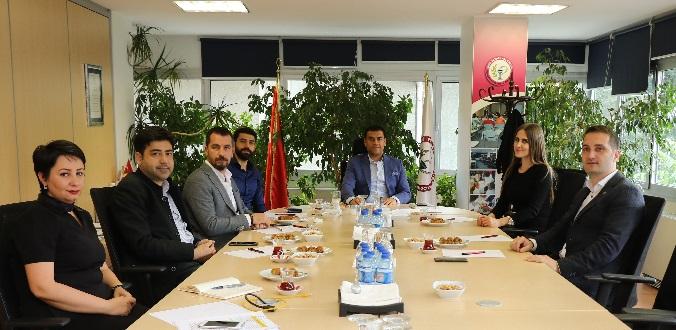 İstihdam ve Girişimcilik Komisyonu 41.Dönemin İlk Toplantısını Gerçekleştirdi