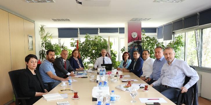 Kooperatifler Komisyonu 41.Dönemdeki Birinci Toplantısını Gerçekleştirdi