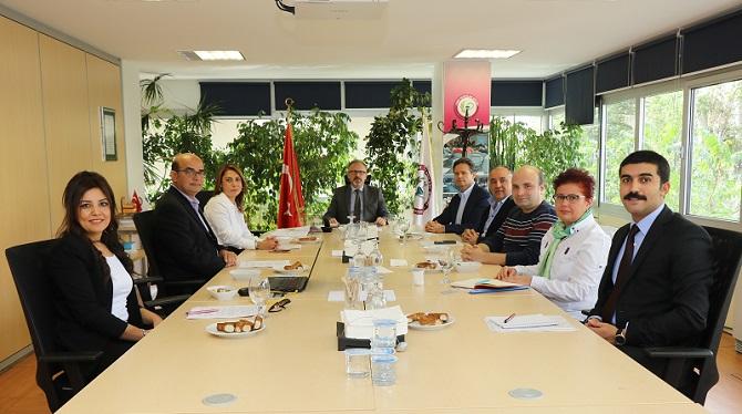 Deontoloji ve Etik Komisyonu Toplantısı