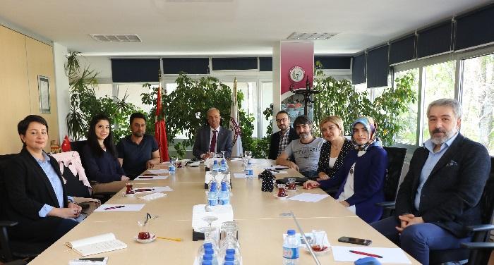Majistral Komisyonu İlk Toplantısını Gerçekleştirdi