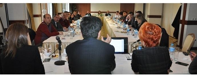 <h1>AFAD Toplantısı Ankara'da Gerçekleştirildi</h1>