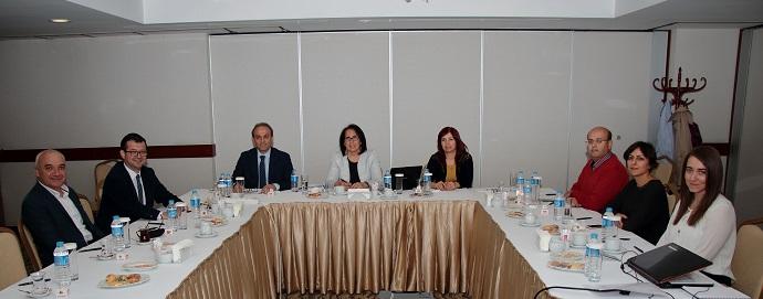<h1>Sağlığa İlişkin Ürünler Komisyonu II. Toplantısı</h1>