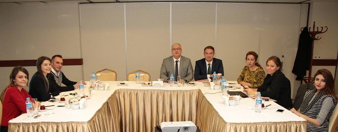 <h1>Akılcı İlaç Kullanımı Komisyonu 2.Toplantısı</h1>