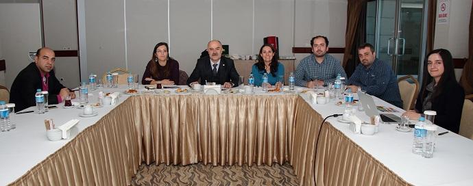 <h1>Kamu Eczacıları Komisyonu II. Toplantısı</h1>