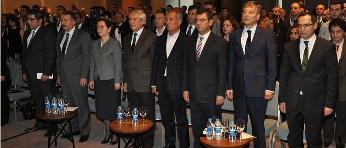 <h1>2. Bölgelerarası Toplantı Eskişehir'de Başladı</h1>
