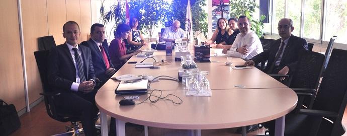<h1>Sağlığa İlişkin Ürünler Komisyonu Toplantısı</h1>
