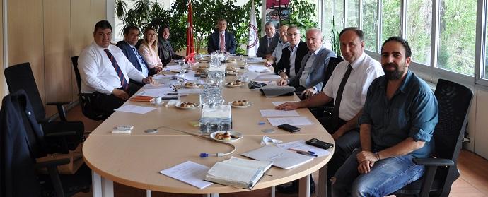 <h1>6643 Sayılı Komisyon Toplantısı Yapıldı </h1>