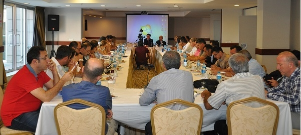 <h1>Yönetmelik Toplantısı Ankara'da Yapıldı</h1>