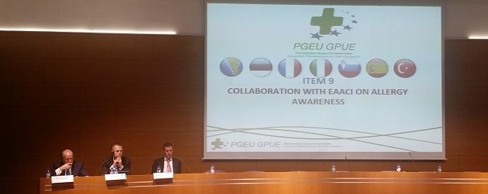 <h1>TEB Delegasyonu  PGEU Genel Kurulu'na Katıldı </h1>