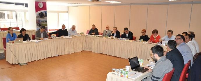 <h1>SGK Protokolü Komisyonu İlk Toplantısını Yaptı</h1>