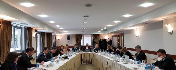 <h1>Uzman Paneli Toplantısı Ankara'da Yapıldı</h1>